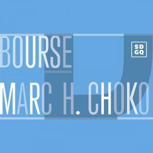 Logo Bourse Marc H. Choko