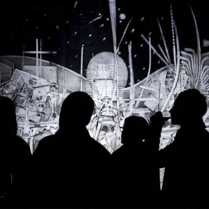 Vernissage de l'exposition « Le béton sous toutes ses coutures »