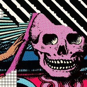 Image extrait de l'affiche « Non conforme - L'univers underground d'Elzo Durt et de Sébastien Lépine » Crédit de l'affiche : Elzo Durt et de Sébastien Lépine