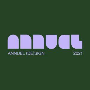 Image promotionnelle de l'événement Annuel de design 2021